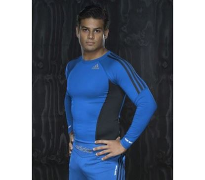 Picture of adidas Transition Rashguard LS (ADIMMAR07)