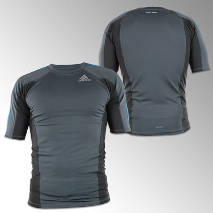 Picture of adidas Fluid Technique Rashguard SS (ADIMMAR02)