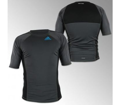 Picture of adidas Grappling Rashguard SS (ADIBJJR01)