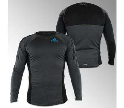 Picture of Adidas Grappling Rashguard LS (ADIBJJR02)