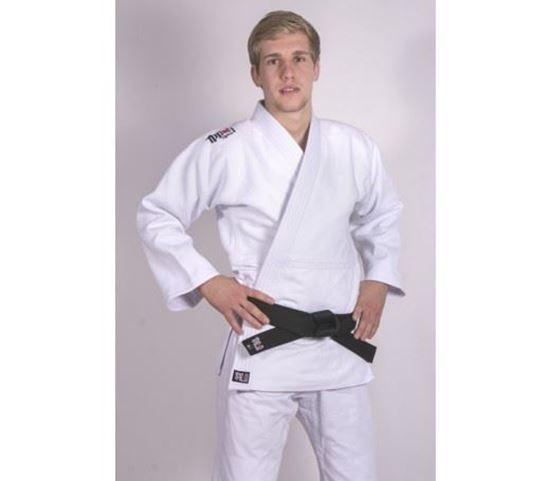 Picture of Ippon Gear FIGHTER bijela jakna (JJ750W)