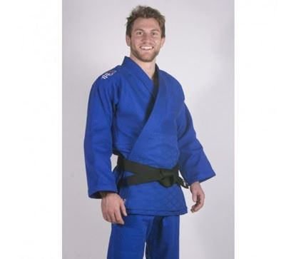 Picture of Ippon Gear FIGHTER SLIMFIT plava jakna (JJ750SB)