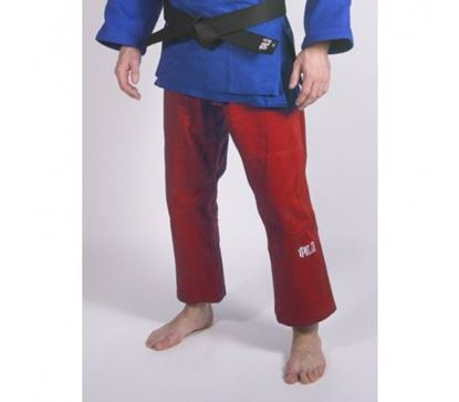 Picture of Ippon Gear FIGHTER crvene hlače  (JP280R)