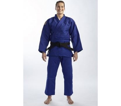 Picture of Ippon Gear LEGEND IJF SLIMFIT jakna plava (JJ690SB)