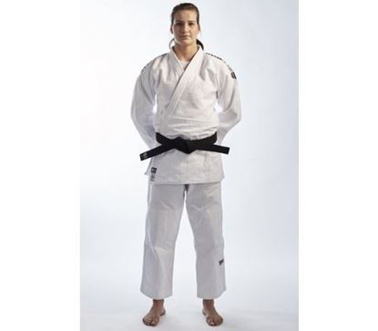 Picture of Ippon Gear LEGEND SLIMFIT IJF jakna bijela (JJ690SW)