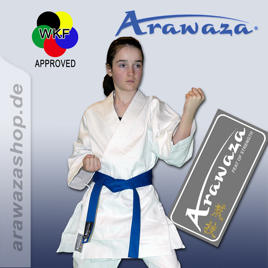 Picture of ARAWAZA Gi Heavyweight (RKHWWKF)