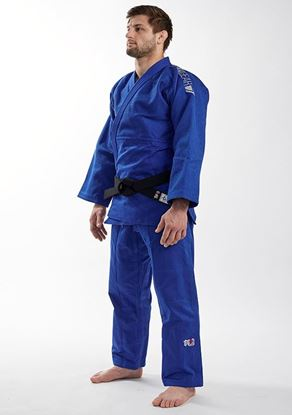 Picture of Ippon Gear FIGHTER LEGENDARY SLIMFIT jakna plava (JJ750SB-L)