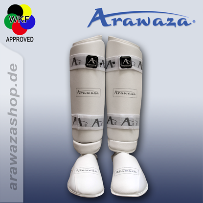 Picture of Arawaza štitnice za potkolenice i stopalo PU (RSGPUWH)