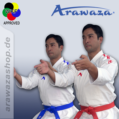 Picture of ARAWAZA Gi Amber Permier League (RKAMEPLWKF)
