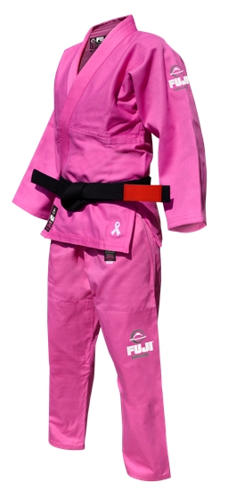 Picture of FUJI All Around BJJ - pink uniforma (FJ7006)