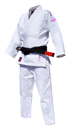 Picture of FUJI Blossom IBJJF BJJ - bijela uniform  (FJ7016)