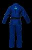 Picture of FUJI Blossom IBJJF BJJ - plava uniform  (FJ7017)
