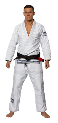 Picture of FUJI Superaito BJJ - bijela uniforma (FJ5700)