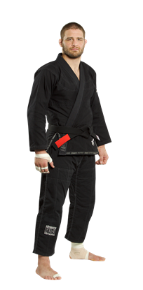 Picture of FUJI Superaito BJJ - crna uniforma (FJ5703)