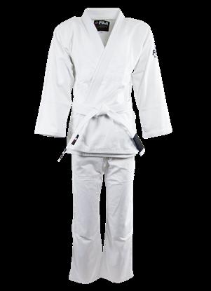 Picture of FUJI Saisho Academy BJJ  - bijela uniforma (FJ6800)