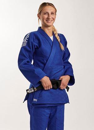 Picture of Ippon Gear FIGHTER LEGENDARY jakna SlimFit plava (JJ750SB-L)