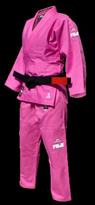 Picture of FUJI All Around BJJ - pink uniforma (FJ7006)