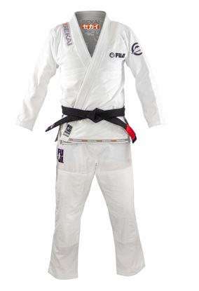 Picture of FUJI Sekai 2.0. BJJ - bijela  uniforma (FJ8800)