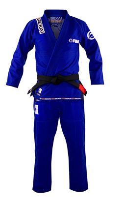 Picture of FUJI Sekai 2.0. BJJ - plava uniforma (FJ8802)
