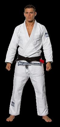 Picture of FUJI Superaito BJJ - bijela uniforma (FJ5700)