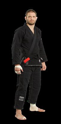 Picture of FUJI Superaito BJJ - crna uniforma (FJ5703)