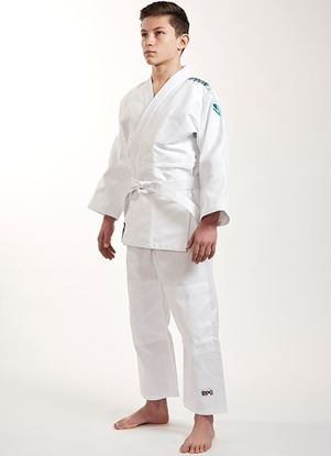 Picture of IPPON GEAR kimono Future 2.0 mint (JI350-GR)
