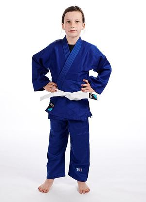 Picture of IPPON GEAR kimono Future plavi (JI350B)