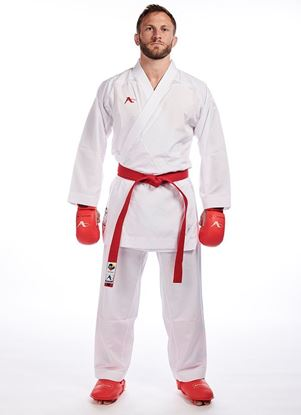 Picture of Karate Gi Onyx  Zero Gravity (RKONZWKF)
